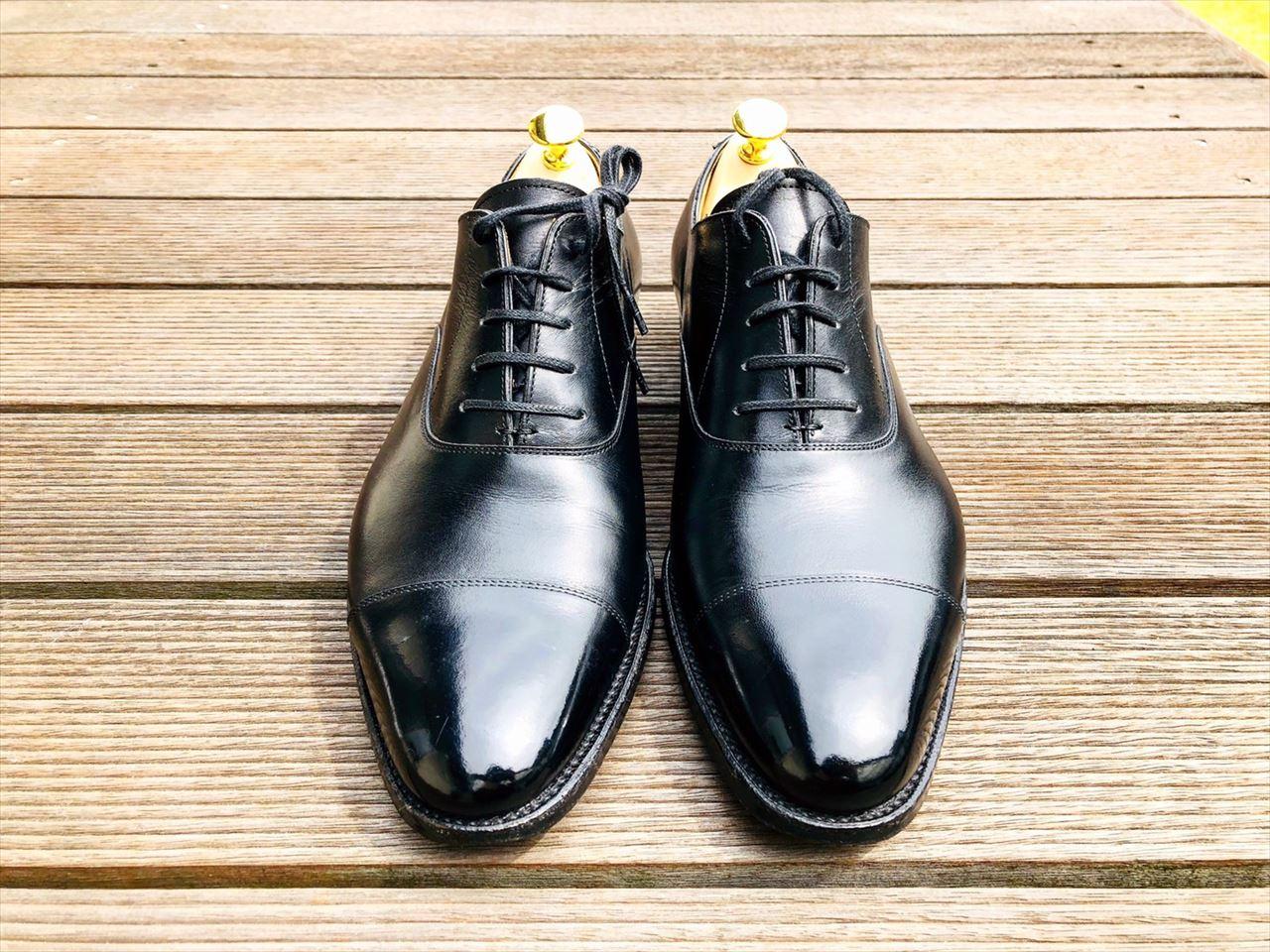 鏡面 磨き 革靴 就活生が革靴を鏡面磨きしていると印象は良くないでしょうか?