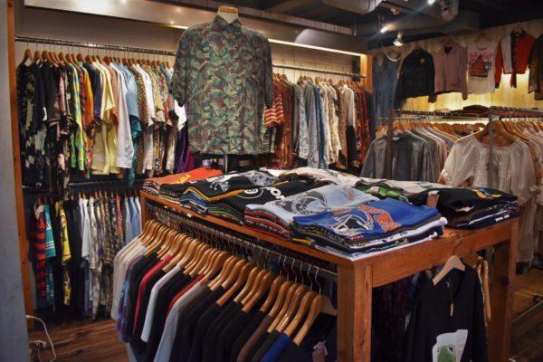 「Chel」の店内風景