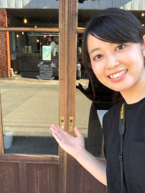 『cafe MITOTE』に行ってきました!