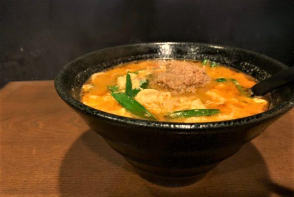 玉子担々麺