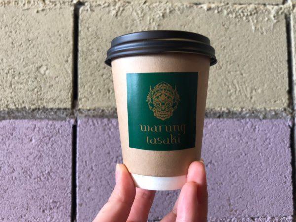 ランチタイムはcoffeeも。