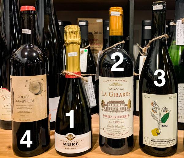 クリスマスにおすすめワイン4選
